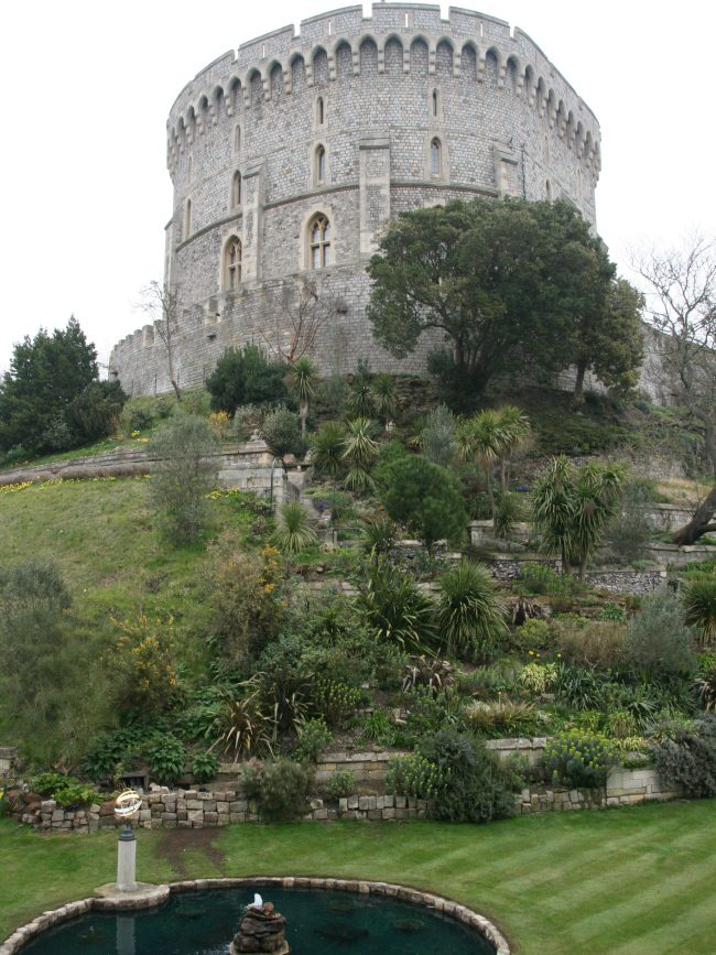 Windsor Castle Garden
