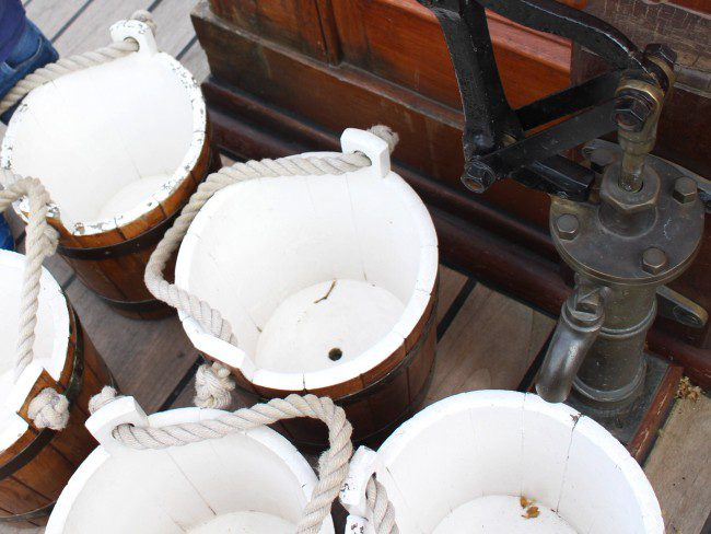 Cutty Sark Buckets