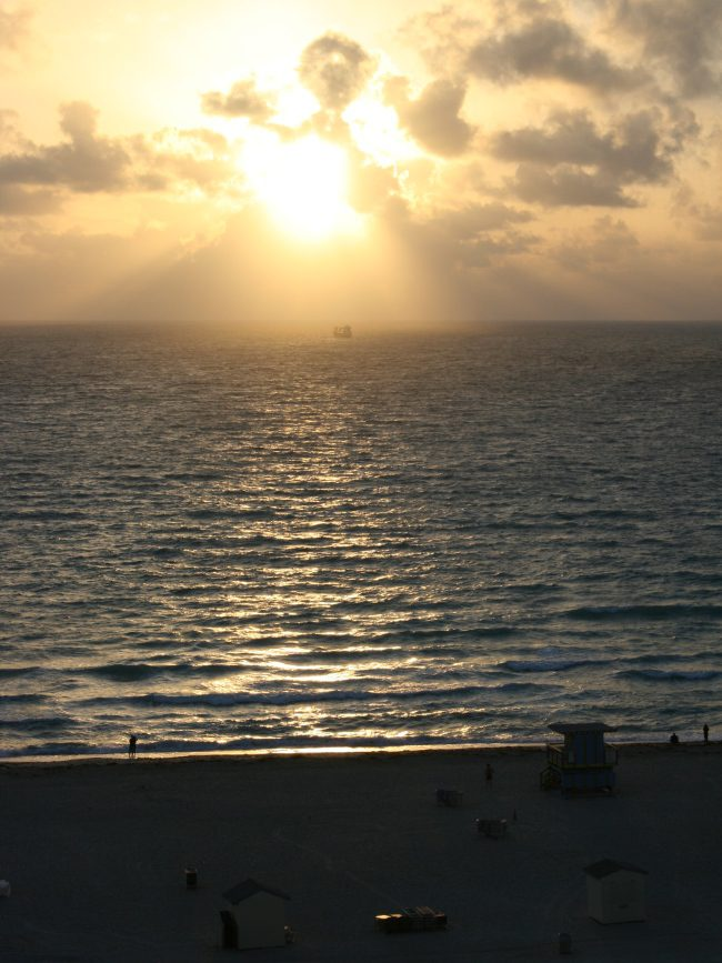South Beach Sunrise