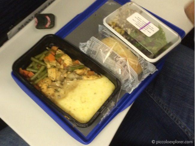 Flying United Chicken Dinner