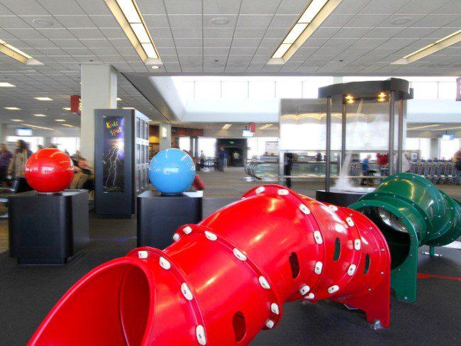 San Francisco Airport Kids' Spot