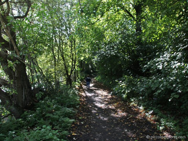 Thames Path, Chiswick