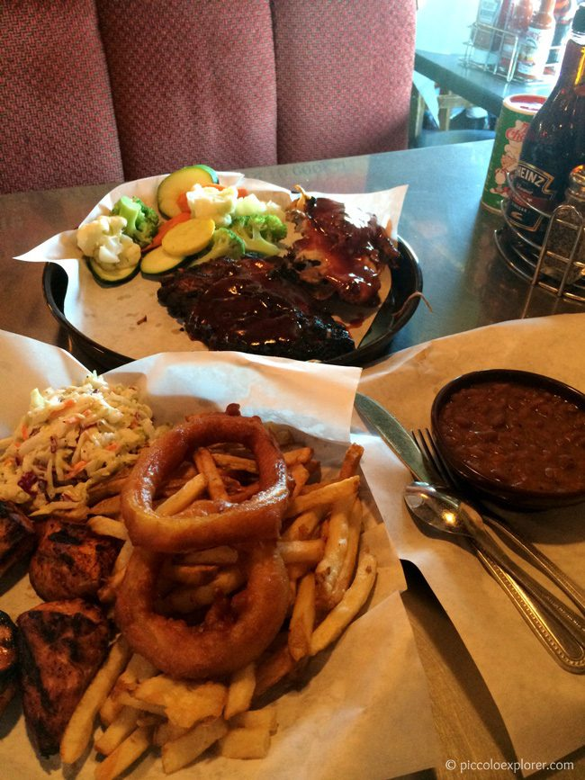 Phil's BBQ in Point Loma San Diego