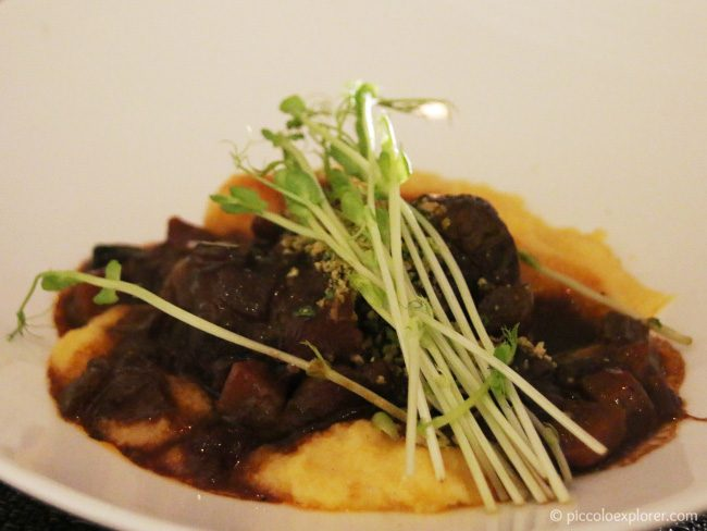 Braised Short Rib at Beachhouse at the Moana Surfrider Waikiki