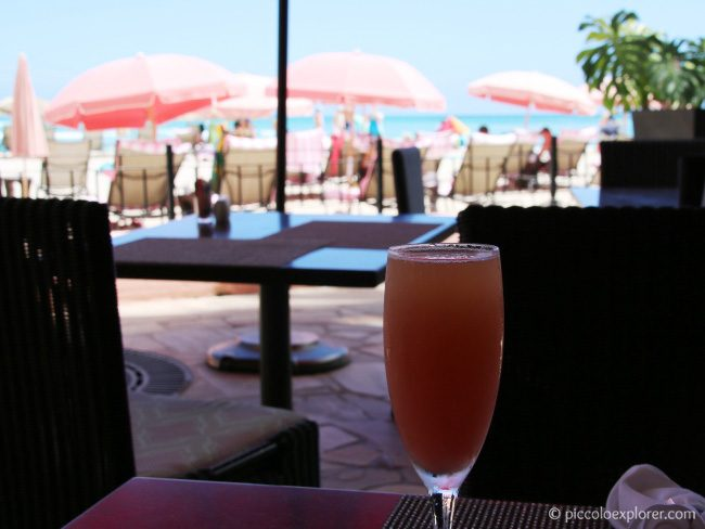 Royal Mimosa at Royal Hawaiian Waikiki