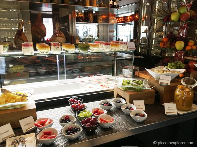 CottoCrudo Breakfast - Four Seasons Prague