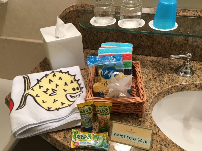 Children Amenities - Four Seasons Prague