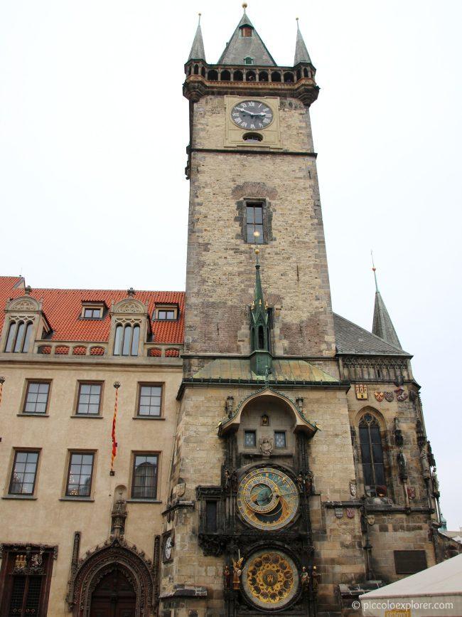 Prague Old Town City Hall