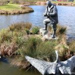 Visiting the WWT London Wetland Centre