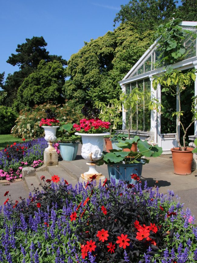 Waterlily House, Kew Gardens