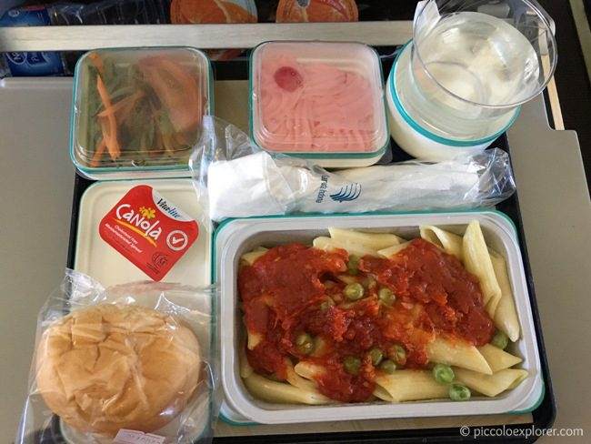 Vegetarian Meal - Garuda Indonesia