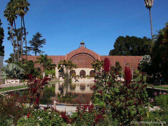 Balboa Park Botanical Building