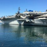 The USS Midway Museum, San Diego