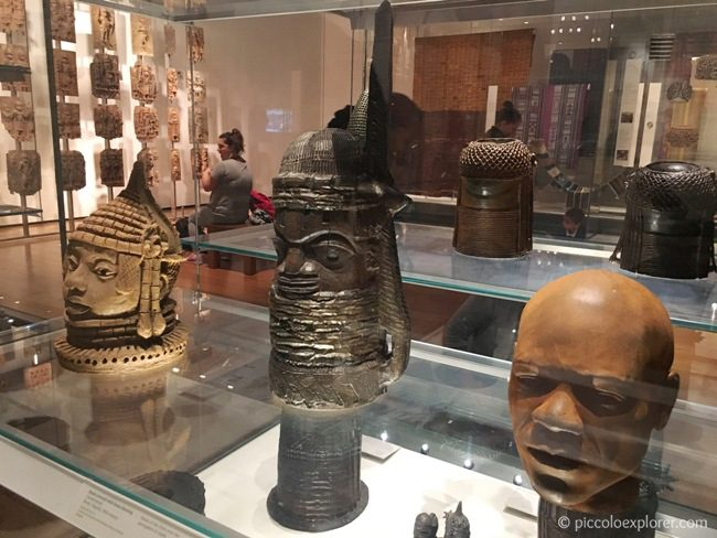 Africa Gallery, British Museum, London