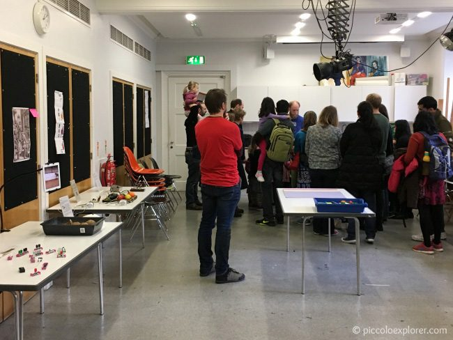 Sound of Art Workshop - National Portrait Gallery