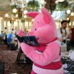 Lunch at Crystal Palace with Pooh and Friends