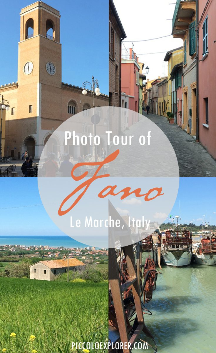 Snapshots from Fano, Le Marche, Italy