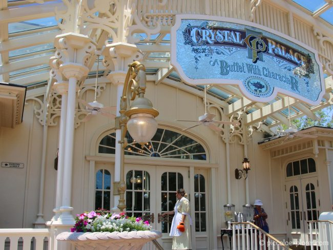The Crystal Palace, Magic Kingdom, Walt Disney World