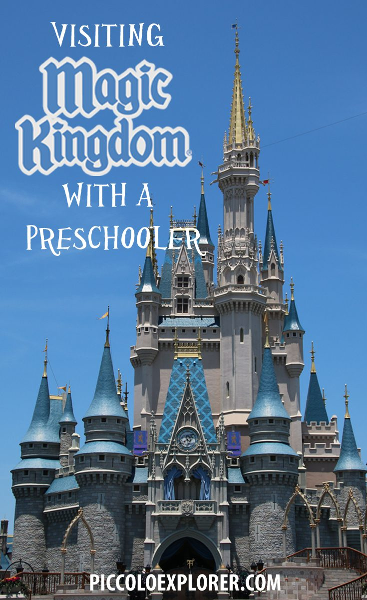 Pin for Later - Magic Kingdom with a Preschooler