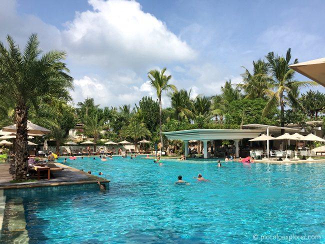 Main Swimming Pool, Padma Resort Legian, Bali