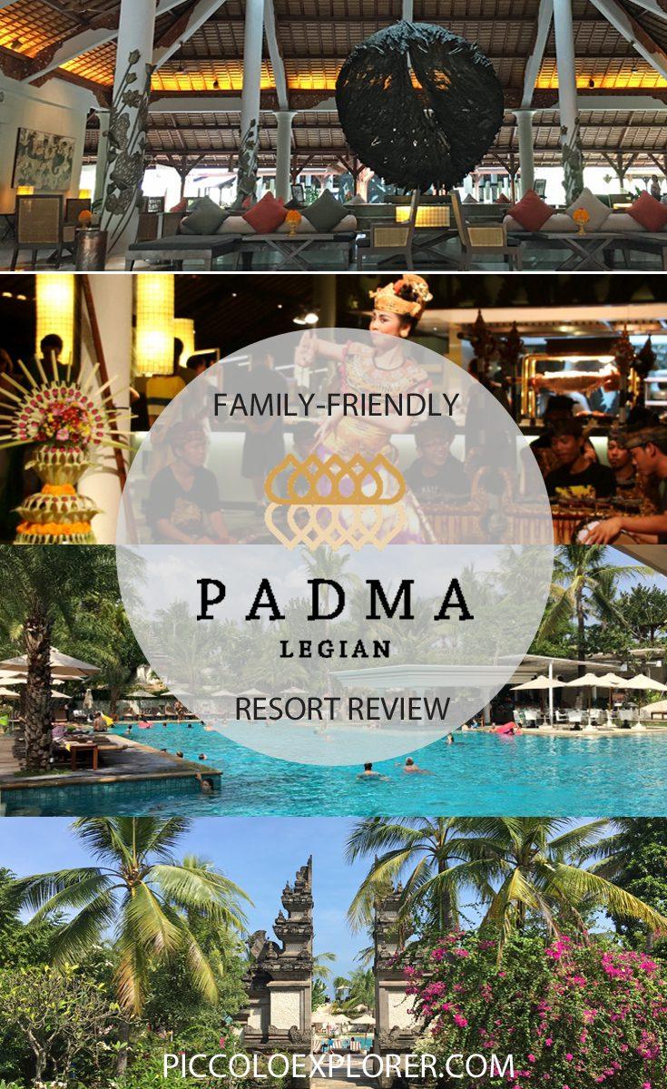 Resort Review - Padma Legian Resort in Bali