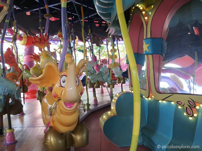 Caro-Seuss-el at Seuss Landing, Universal's Islands of Adventure