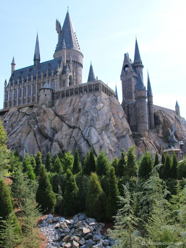 The Wizarding World of Harry Potter, Universal's Islands of Adventure, Orlando, FL