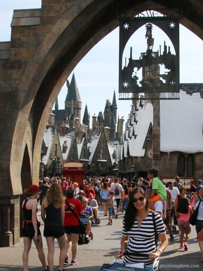 Hogsmeade Village, , The Wizarding World of Harry Potter, Universal's Islands of Adventure, Orlando, FL