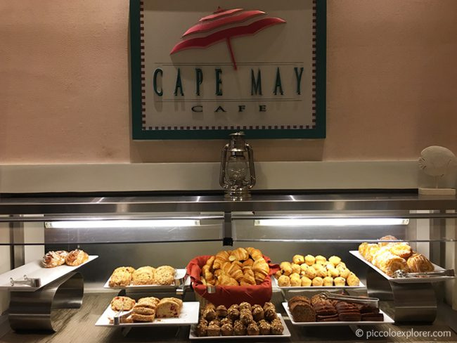 Breakfast Buffet at Cape May Cafe