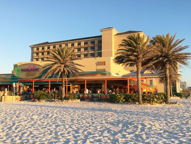 Frenchy's Rockaway Grill, Clearwater Beach, Florida